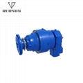 REDSUN P series power transmission industrial planetary speed gearbox 4