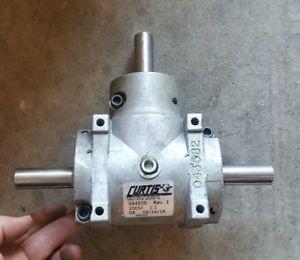 CURTIS 200M系列直斜齿轮箱 3