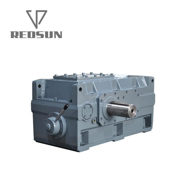 H Series Parallel Shaft Industrial Helical Hollow Output Shaft Gearbox 5