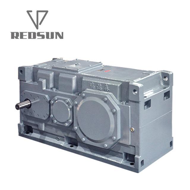 H系列平行軸工業斜齒輪齒輪箱 7