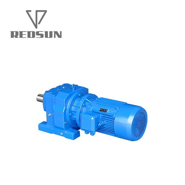 瑞德森R系列同軸斜齒輪減速電機 2
