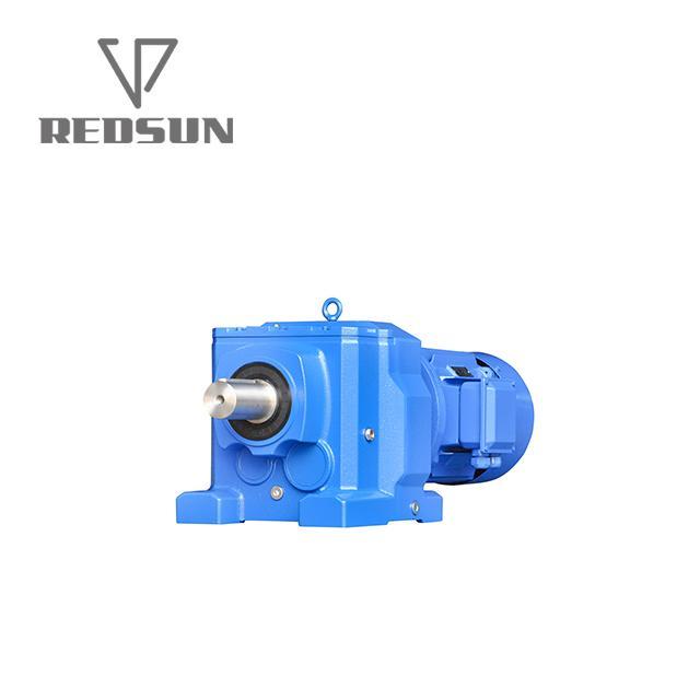 瑞德森R系列同軸斜齒輪減速電機 3