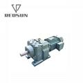 瑞德森R系列同轴斜齿轮减速电机 4