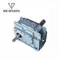 Big Power Standard Industrial Gear Boxes