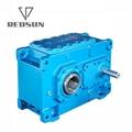 B系列工业齿轮箱减速机带电机