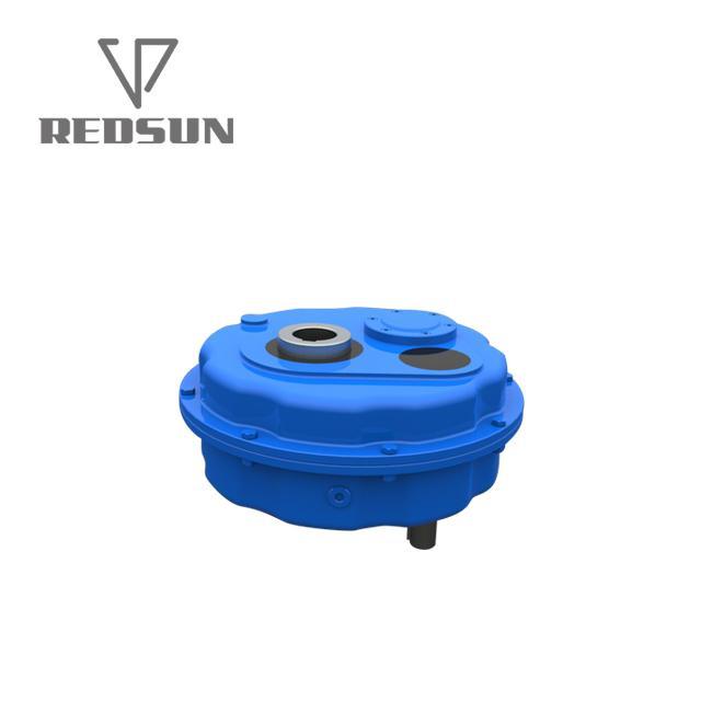 TA35-125 shaft mounted gear reducer 4