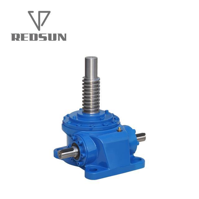REDSUN JWM series electric worm gear screw jack 4