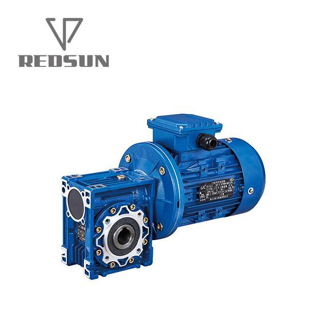 高品質NMRV渦輪蝸杆齒輪箱 4