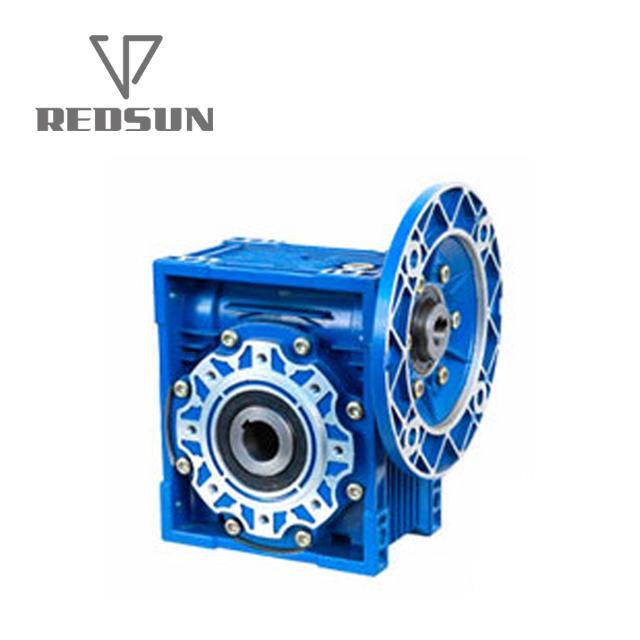 高品質NMRV渦輪蝸杆齒輪箱 6