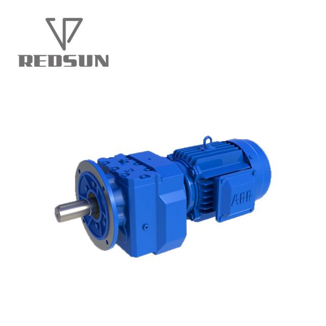 High Quality Helical Gear Reducer With AC Motor 2