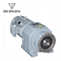 Foot Mounted Helical Gearbox Transmission Drive  2