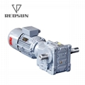 Large Torque Bevel Helical Gear Transmision Gearbox