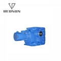 High Quality Transmission Equipment Helical Bevel Gear Motor 3