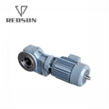 High Quality Transmission Equipment Helical Bevel Gear Motor 5