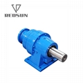 P transmission planetary speed reducer
