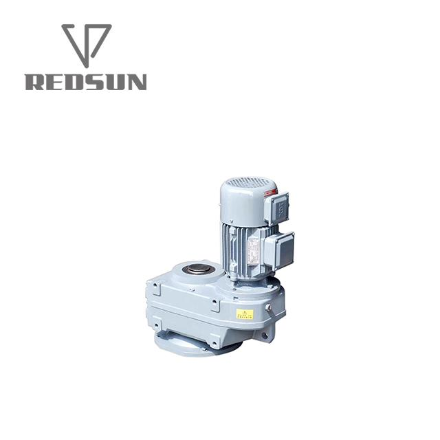 Redsun F Series Helical Gear Unit For Plastic Machines 5