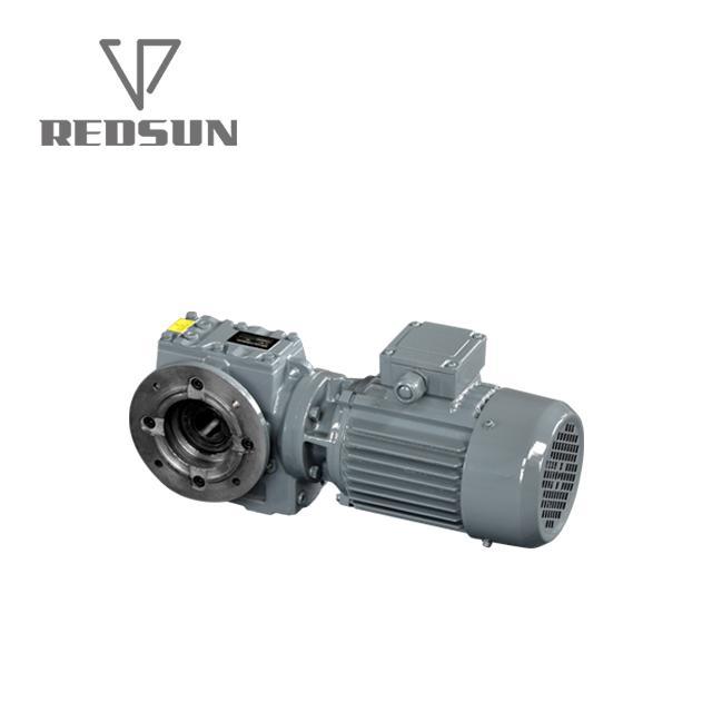 S系列涡轮蜗杆减速机 6