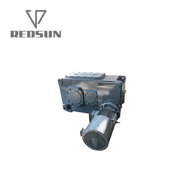 动力传动HB系列低速减速机压螺旋锥齿轮箱 2