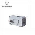 Power transmission HB series low speed reducer Presses helical bevel gearbox