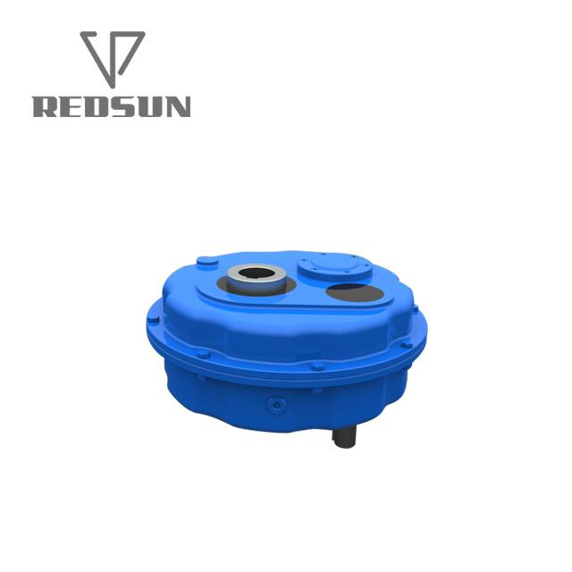 Round Type Conveyor Shaft Mounted Gearbox with Torque Arm