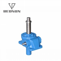 SWL series worm screw jack for lifting platform