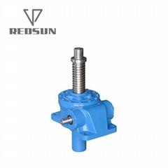 直銷SWL蝸輪蝸杆昇降機小型絲杆昇降機手搖昇降機