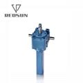直销SWL蜗轮蜗杆升降机小型丝杆升降机手摇升降机 4