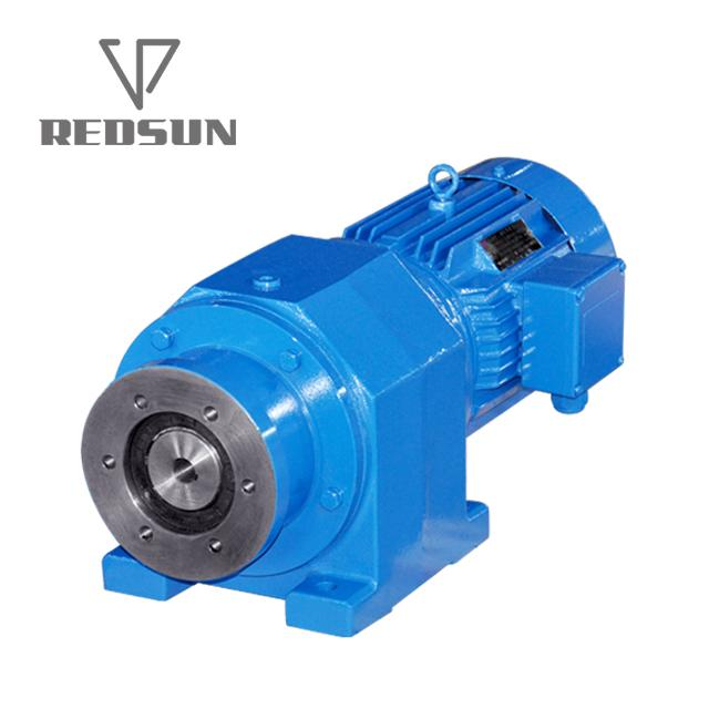 R series gearbox for single plastic extruder mahcinery 2