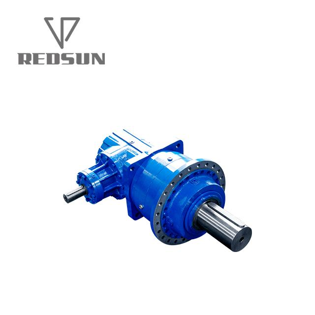 P Series Planetary Gearbox For Concrete Mixer 1