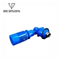 Planetary bevel gearbox gear motor reducer for stock farming 4
