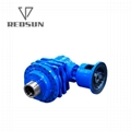 Planetary bevel gearbox gear motor reducer for stock farming 5