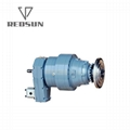 Planetary bevel gearbox gear motor reducer for stock farming 6