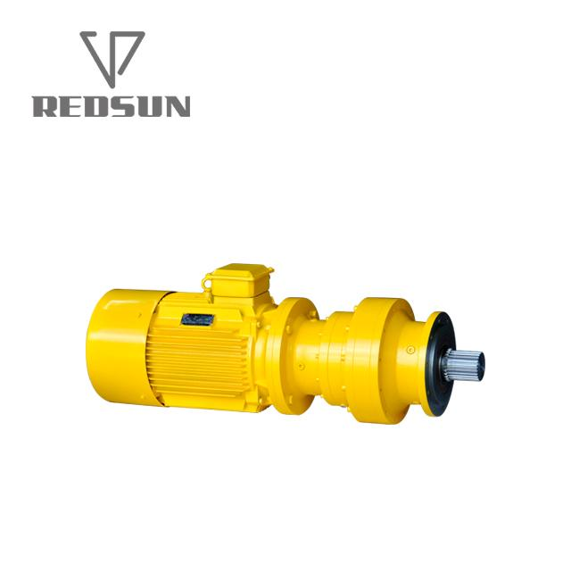 Planetary bevel gearbox gear motor reducer for stock farming 7