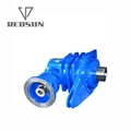 Planetary bevel gearbox gear motor reducer for stock farming 8