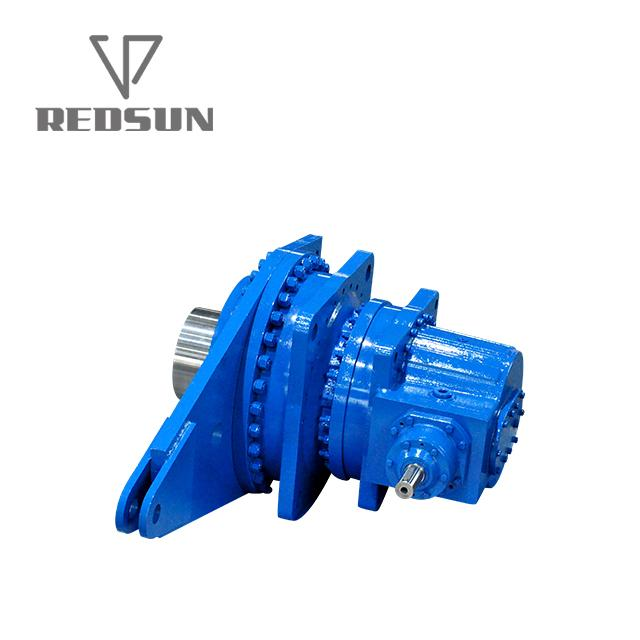 Planetary bevel gearbox gear motor reducer for stock farming 2