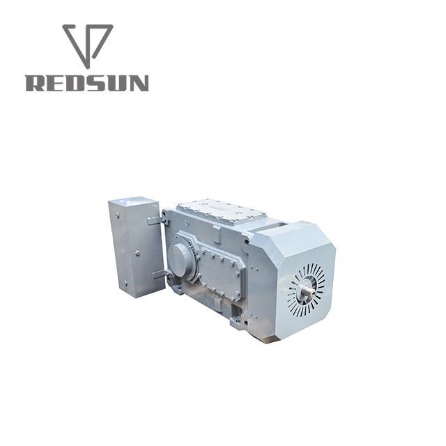 HB 大功率齿轮箱 工业齿轮箱 平行轴重载齿轮箱 5