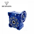 NMRV worm Aluminum housing gearbox