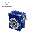 NMRV worm Aluminum housing gearbox 4