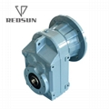 FA series parallel hollow shaft helical gearbox