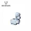 F series parallel helical shaft gearbox with electric gear motor 5
