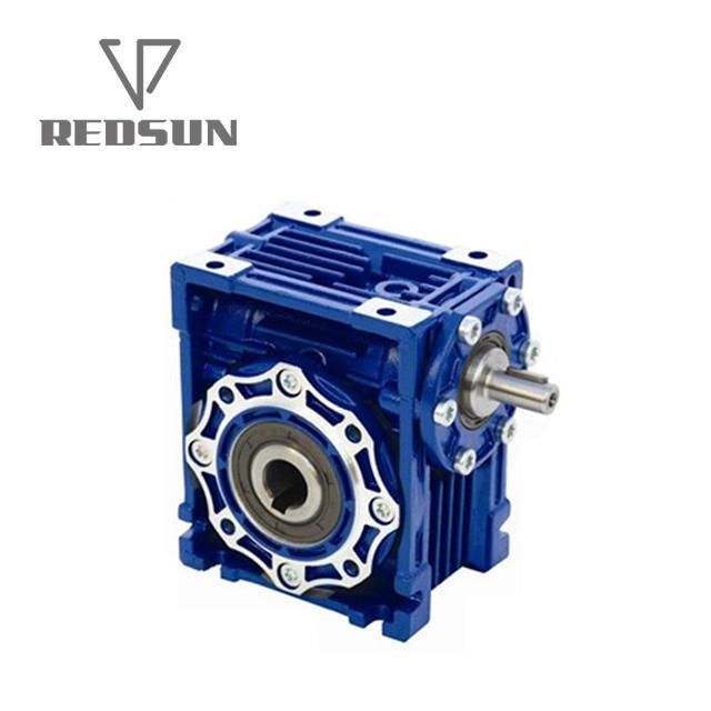 RV铝合金蜗轮减速机 小型蜗轮减速机减速机 2
