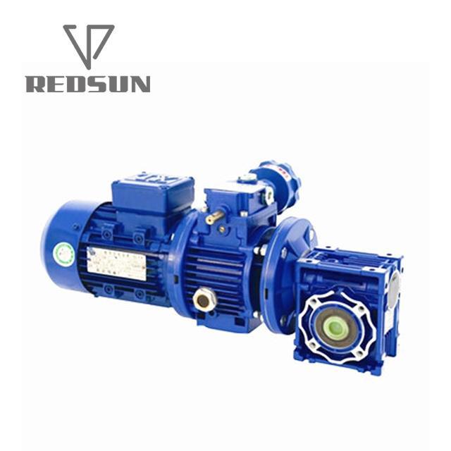 RV铝合金蜗轮减速机 小型蜗轮减速机减速机 3