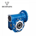 Aluminum alloy NMRV worm gearbox Made in China 5