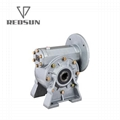 Aluminum alloy NMRV worm gearbox Made in China