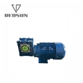 New type reduction gearbox for machine building industry