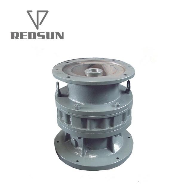 B/X series cycloidal foot mounted speed reducer 3