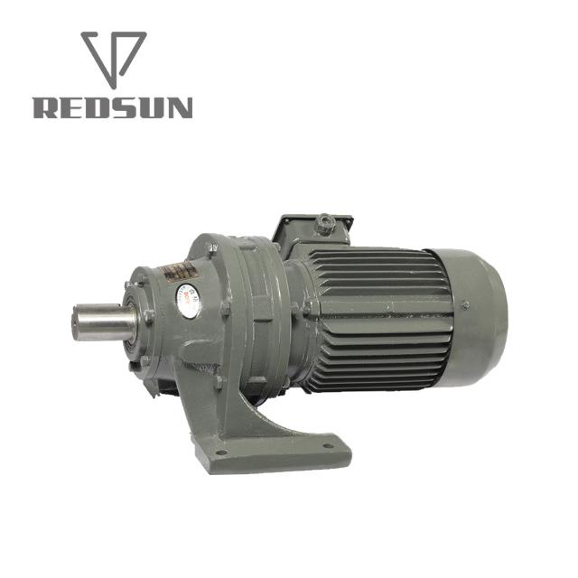 B/X series cycloidal foot mounted speed reducer 4