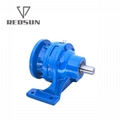 B/X series cycloidal foot mounted speed reducer