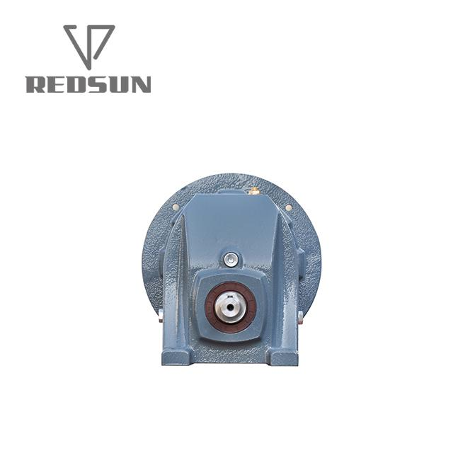 RX single stage helical gearbox without motor 2