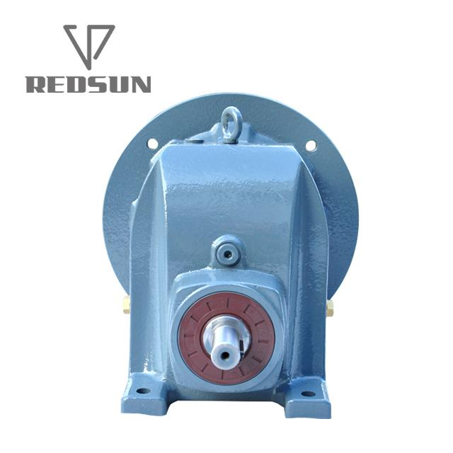RX single stage helical gearbox without motor 3